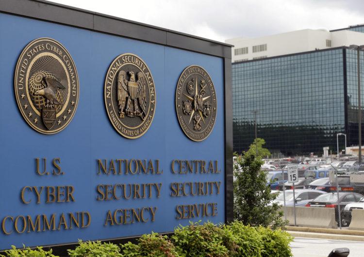 Нешуточная стрельба у здания Агентства национальной безопасности США