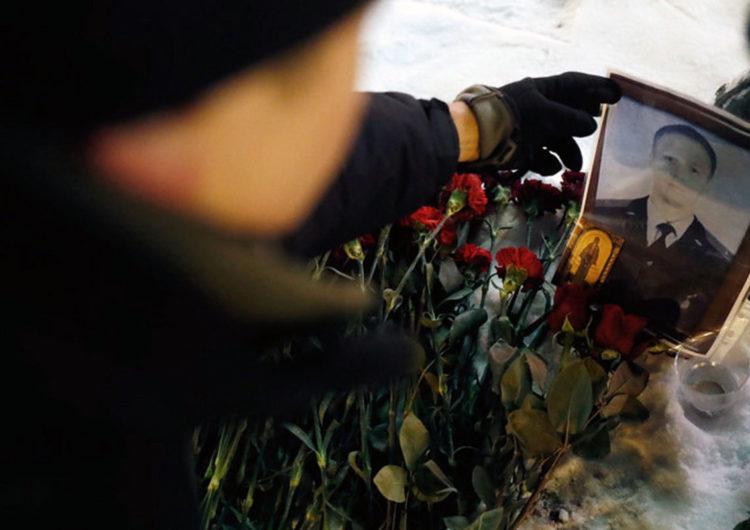 Руководство Минобороны простилось с погибшим в Сирии летчиком Романом Филиповым