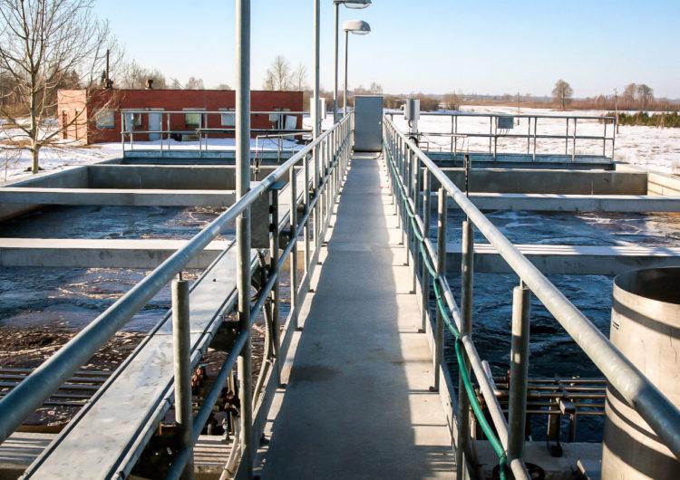 В Ступино коммунальщики стали лучше чистить сточные воды