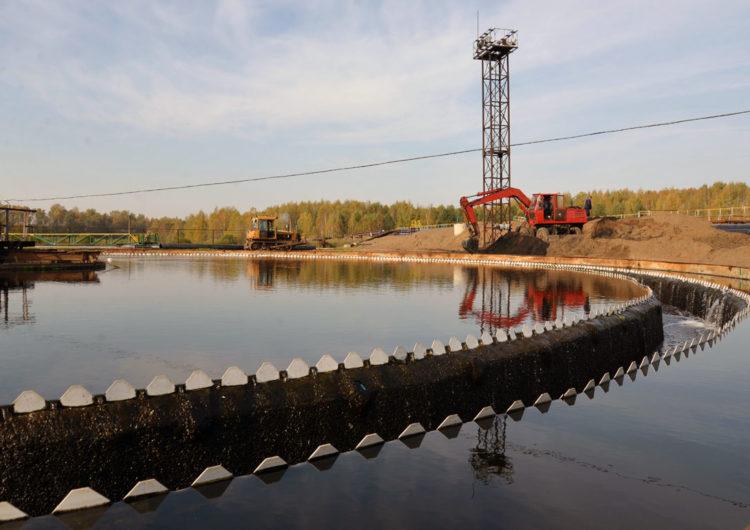 Правительство Московской области приняло программу по ремонту очистных сооружений на Волге