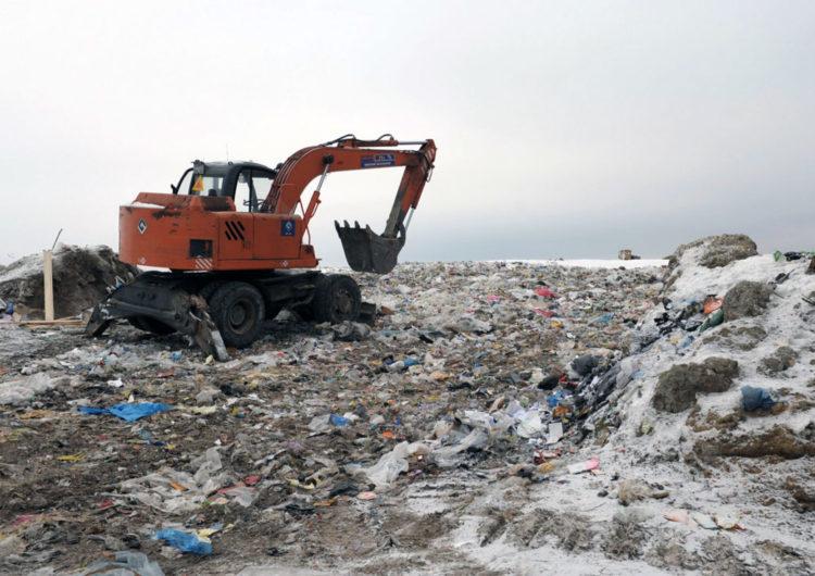 Полигон ТБО «Аннино» взяла на контроль Общественная палата Рузского округа