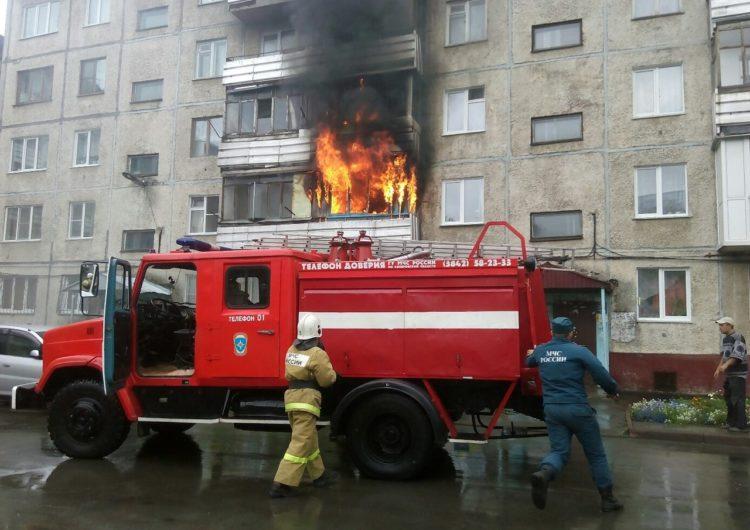 Губернатор Андрей Воробьев взял под личный контроль ситуацию после пожара в Раменском