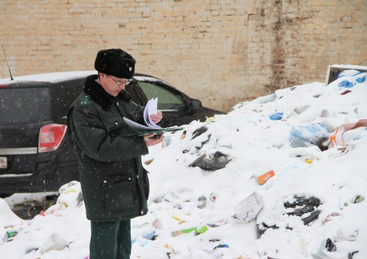 Подмосковные экологи оштрафовали два предприятия в Раменском районе