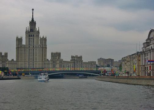 Погода в Москве: тепло и дождь ожидается в столице