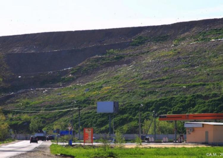 На полигоне «Торбеево» в Люберцах начнут сортировать мусор