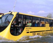 Автобусы-амфибии должны соответствовать требованиям безопасности и на дороге, и на воде, — эксперт