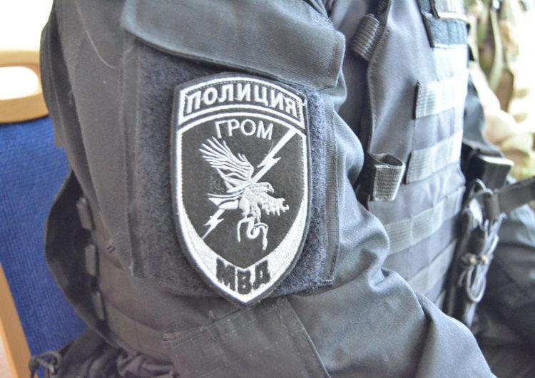 На «сходке» под Москвой задержали 29 авторитетов