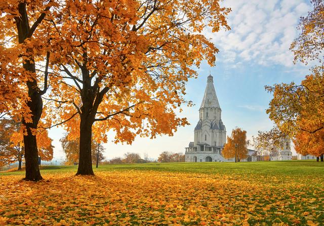 Мэр Москвы: столицу включили в десятку лучших мест планеты для путешествия осенью