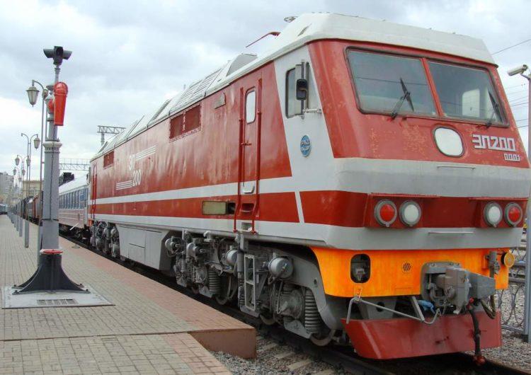 На Рижском вокзале столицы 19 октября будет работать поезд-музей