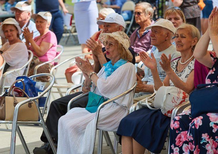 В день старшего поколения в Москве проведут 1300 мероприятий