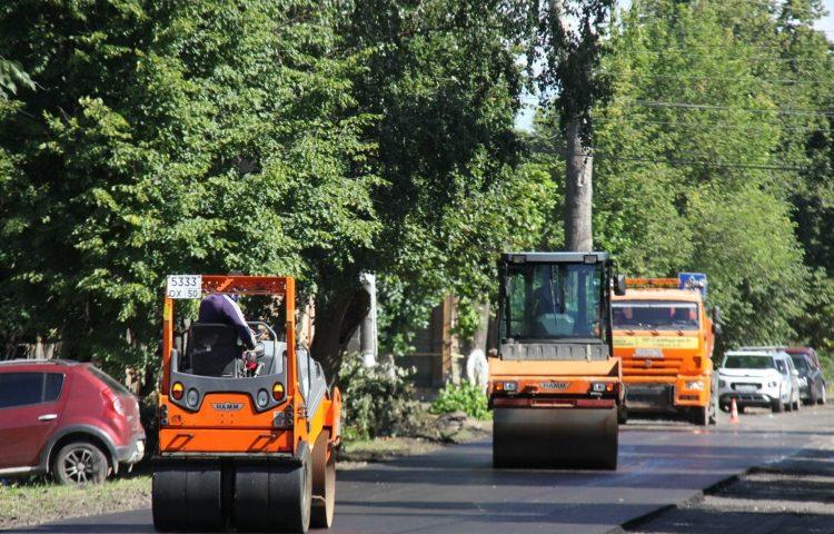 Дороги в Подмосковье стали ремонтировать более качественно