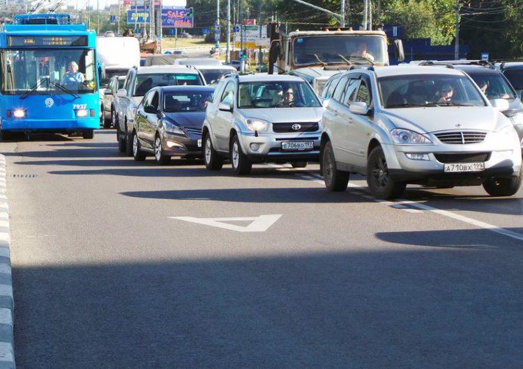 На востоке Москвы выделят еще две полосы для общественного транспорта
