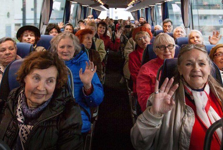«Добрый автобус» совершил свыше 500 рейсов по улицам Москвы