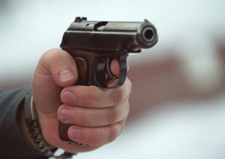 Пьяный мужчина открыл стрельбу возле колледжа в Ногинске