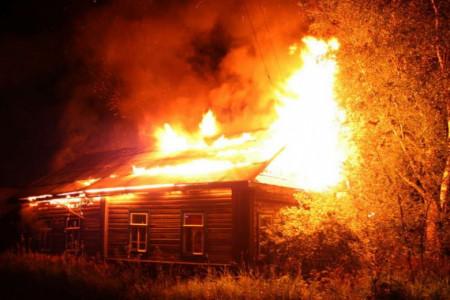 При пожаре в Щелково погиб младенец