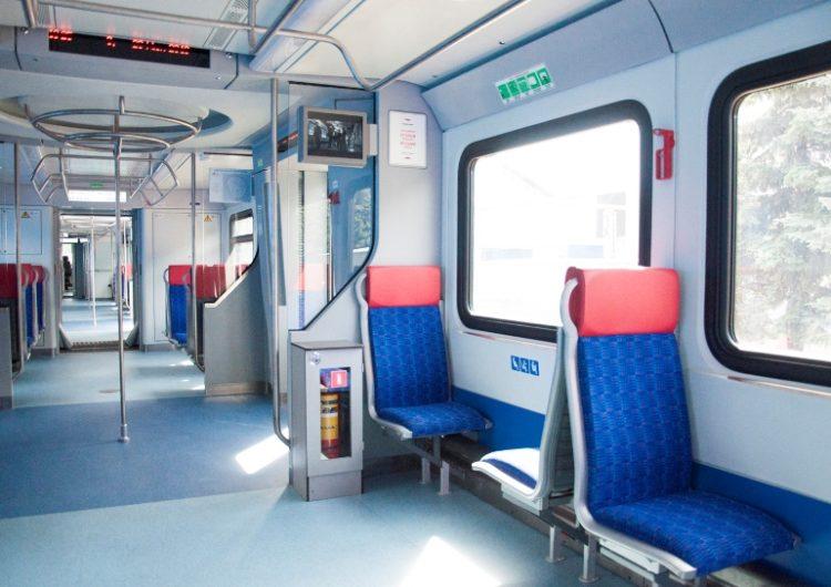 Все поезда на МЦД оснастят информационными экранами