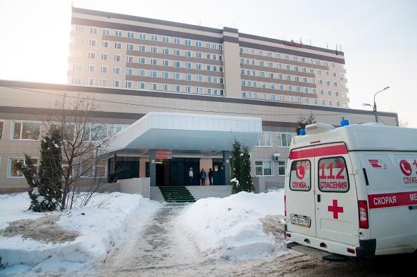 Две девочки умерли от ожогов в подмосковном Красногорске