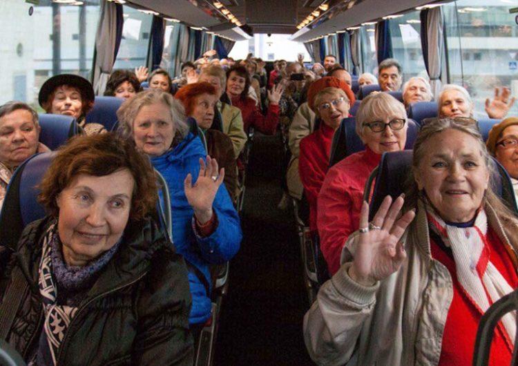 Более 40 тысяч москвичей стали пассажирами «Добрых автобусов»