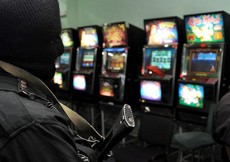 В Химках накрыли нелегальное казино