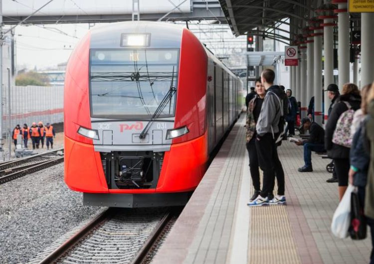 МЦК снова установило рекорд по пассажирским перевозкам