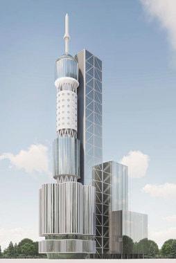 Строительство Национального космического центра начнётся в Москве  этом году