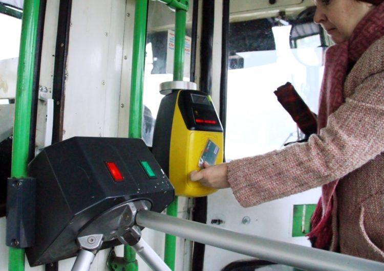 Во всех автобусах Подмосковья пассажиры смогут оплачивать проезд картами к концу 2019 года