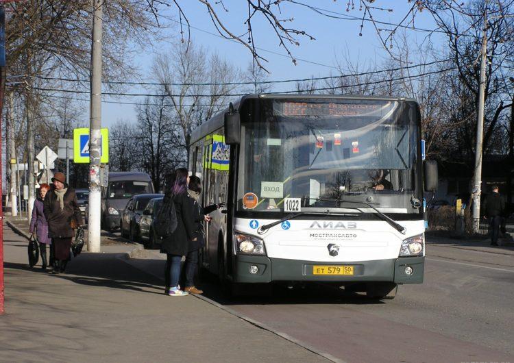 В Ногинске и Подольске зафиксировано наибольшее число пассажиров «Мострансавто»