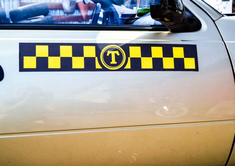 Такси в Подмосковье будут контролировать в усиленном режиме