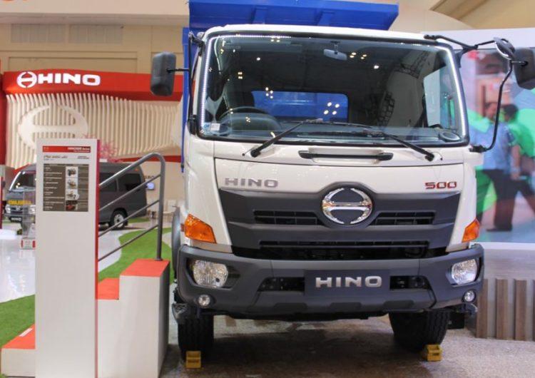 В Подмосковье началось строительство завода японских грузовиков Hino
