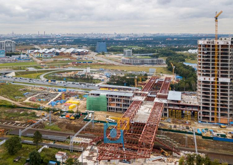 На МЦД добавят платформы возле Сколково и технополиса «Москва»