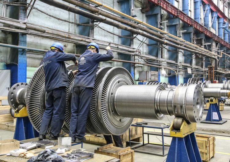 Первая турбина для подмосковного завода ТКО передана уральским предприятием