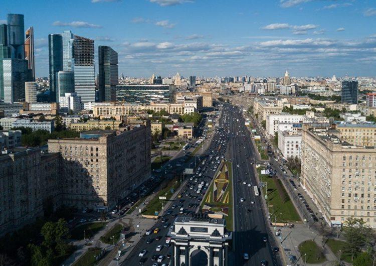 Проезд по дублёру Кутузовского проспекта обойдётся в 270 рублей