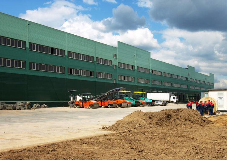 Логистический комплекс будет построен в 2020 г. в Домодедово
