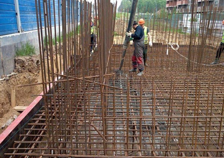 По просьбе жителей Подольска начато строительство перехода через Старосимферопольское шоссе