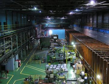 В Красногорске заработал завод по производству систем для модульного домостроения