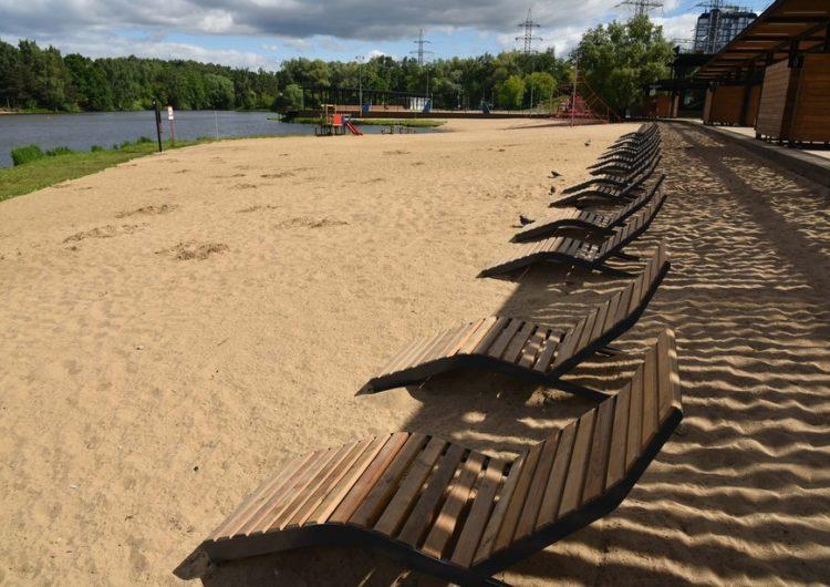 Купание на пляже «Левобережный» приостановили из-за антисанитарии
