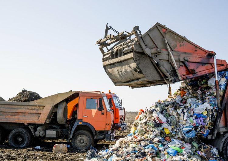 На переработку мусора в Подмосковье могут установить налоговые льготы