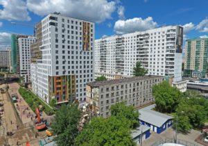 В Москве поставили на реновацию более 1 млн кв. м жилья