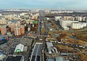 В Щербинке изымут участки под реконструкцию Варшавского шоссе