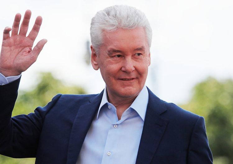 Председатель Мосгордумы поздравил мэра столицы с днём рождения