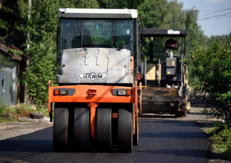 Улицу в Балашихе отремонтируют после прямой линии с Путиным