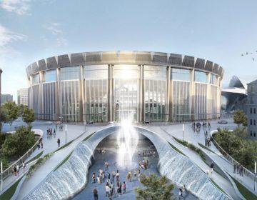 На обновление СК «Олимпийский» Сбербанк выделил 39 млрд руб.