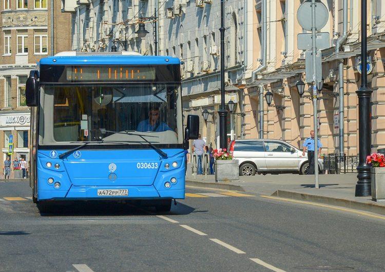 По просьбам москвичей в столице появилось девять автобусных маршрутов