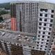 Высотный ЖК «Филатов луг» продолжили строить несмотря на близость к аэропорту Внуково