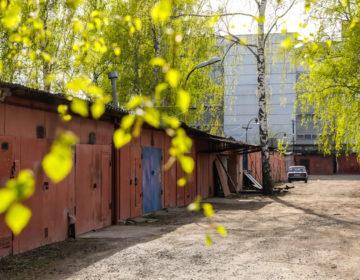 В Одинцове мужчина купил гараж со складом оружия