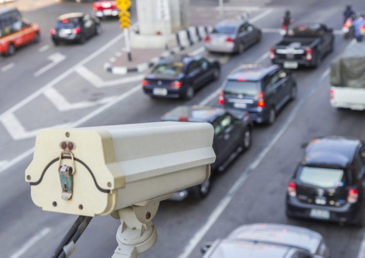 Автомобили без ОСАГО начали фиксировать камеры в Москве