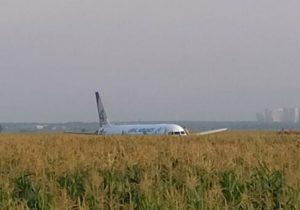 Ущерб компании «Русмолоко» от аварийной посадки самолёта подсчитают позже