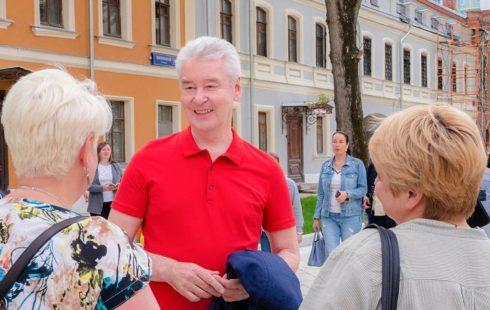 Второй «Старый Арбат» создадут в Таганском районе Москвы