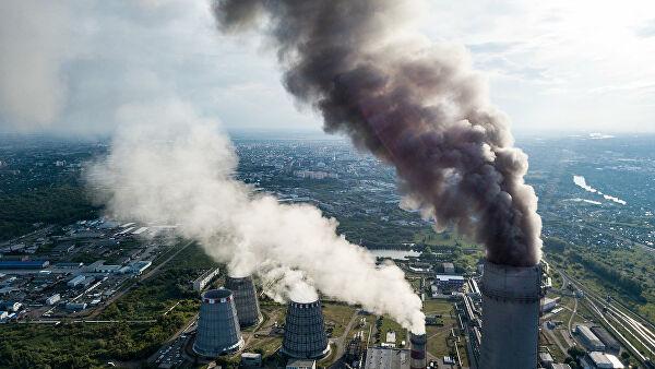 В Подмосковье запланировали уменьшить парниковые выбросы на 20%