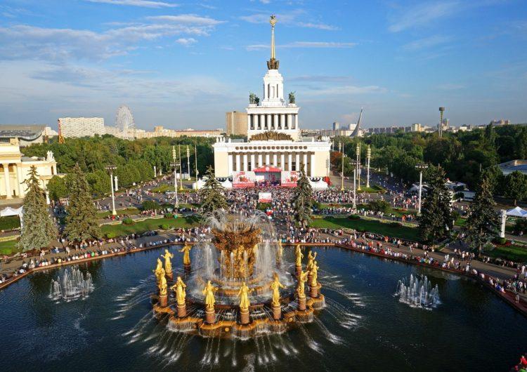Путин пригласил Назарбаева на торжества в честь Дня Москвы на ВДНХ